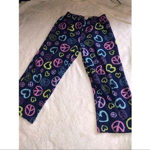 Colorful Pajama Pants